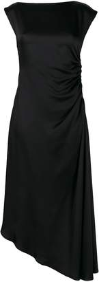 MM6 MAISON MARGIELA ruched waist dress