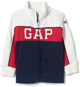 Gap National logo track jacket