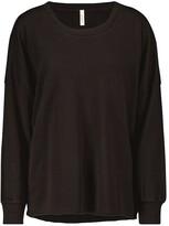 Thumbnail for your product : Lanston Porter cotton-blend sweatshirt