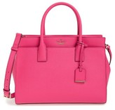 Kate Spade Cameron Street - Candace Leather Satchel - Pink