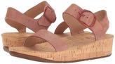 FitFlop Bon Lizard Print Sandal Women's Shoes