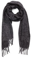 The Kooples Men's Two-Tone Wool Scarf