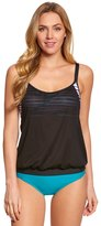 Next Women's Perfect Alignment Double Up Tankini Top 8149240