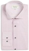 Ted Baker Rosewel Trim Fit Geometric Dress Shirt