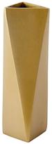 west elm Brass Jewellery Vase, Medium