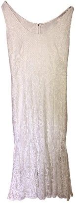 Dolce & Gabbana White Lace Dress for Women