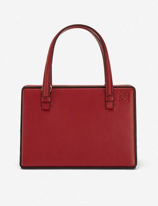 Loewe Postal small leather shoulder bag