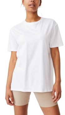 Cotton On Women's The Oversized Dad T-Shirt