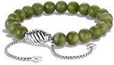 David Yurman Spiritual Beads Bracelet with Serpentine