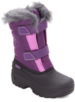Tundra Purple Hudson Snow Boot