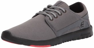 Etnies mens Scout Bloom Lightweight Eco Sneaker Skate Shoe