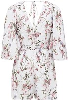 Forever New Cap Sleeve Playsuit
