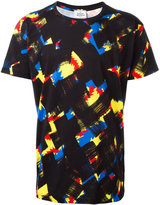 Vivienne Westwood Man - Squiggle Cross T-shirt - men - Cotton - L