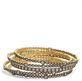 Freida Rothman 'Visionary' Stackable Bangles (Set of 5)