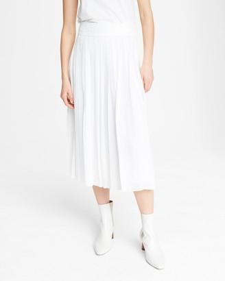 Rag & Bone Sabine midi skirt