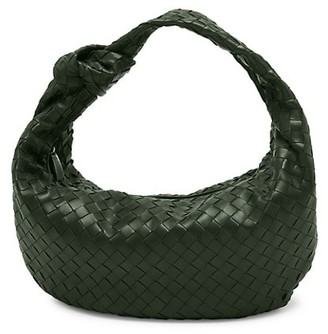 Bottega Veneta Small Jodie Leather Hobo Bag