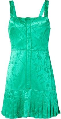 Alexis Ikaros silk mini dress