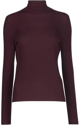 Whistles Essential Polo Neck T-Shirt