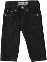 Levi's 514 Straight Fit Jeans (Toddler/Kid)-Fume-3-6 Months