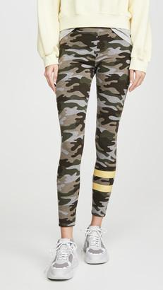 Sundry Camo Yoga Pants