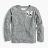J.Crew Boys' long-sleeve glow-in-the-dark Max the Monster T-shirt in the softest jersey