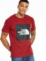 The North Face S/S Raglan Red Box T-shirt