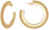 Missoma Gold Large Zenyu Hoops