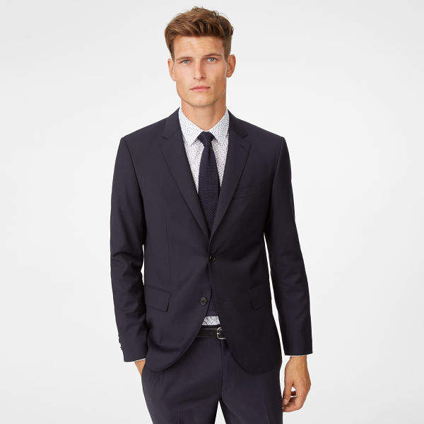 Club Monaco Grant Wool Suit Blazer