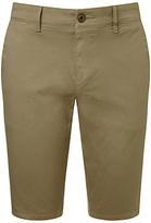 Hugo Boss Boss Orange Slim Chino Shorts, Light Pastel Brown