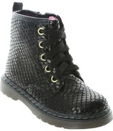 Jumping Jacks 'Frenchy' Water Resistant Snake Textured Hiking Boot (Toddler, Little Kid & Big Kid)