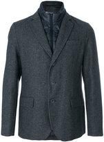 Herno button-down blazer - men - Wool - 46