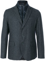 Herno button-down blazer