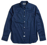 Ralph Lauren RRL Indigo Cotton-Linen Workshirt