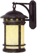 Yosemite Home Decor Sahara Collection 1-Light Desert Night Outdoor Wall-Mount Lamp