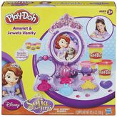 Hasbro Play-Doh Amulet & Jewels Vanity Set Featuring Disney's Sofia the First