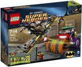 Lego Super Heroes 76013: Batman: The Joker Steam Roller