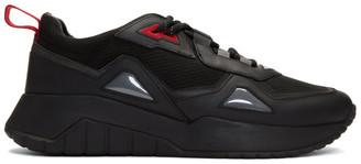 HUGO Black Atom Running Sneakers