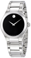 Movado Defio Stainless Steel Watch, 39mm
