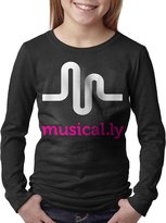 Kelmo Teenager Tee Kelmo Young Boy Girl Long Sleeve Tee Musical.ly CozyT-shirt L