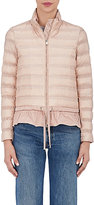 Moncler Women's Anemone Channel-Quilted Down Jacket