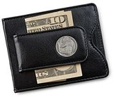 Tokens & Icons Buffalo Nickel Billfold Money Clip