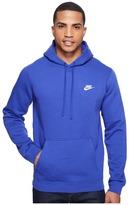Nike Club Fleece Pullover Hoodie Men's Fleece