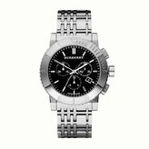 Burberry Men's BU2304 Trench Chronograph Black Chronograph Dial Watch