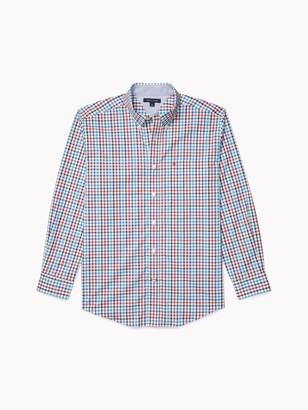 Tommy Hilfiger Regular Fit Plaid Shirt