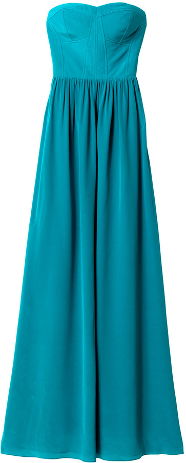 Rebecca Taylor Corset Gown