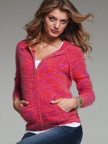 Victoria's Secret Hooded Angora Sweater