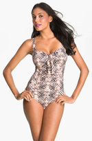 Seafolly 'Amazon' One Piece Swimsuit (D Cup)