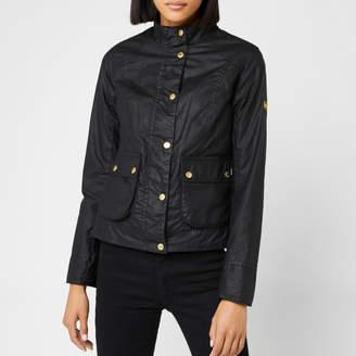 Barbour International Women's Livingo Wax Jacket