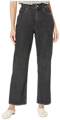 La Vie Rebecca Taylor Anais in Charcoal Wash (Charcoal Wash) Women's Jeans