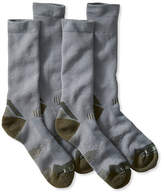 L.L. Bean All-Sport PrimaLoft Socks, Midweight Crew Two-Pack